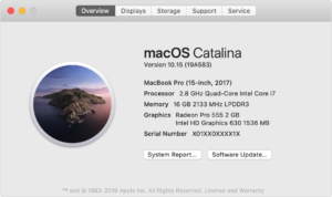 Mac Can Run macOS Big Sur