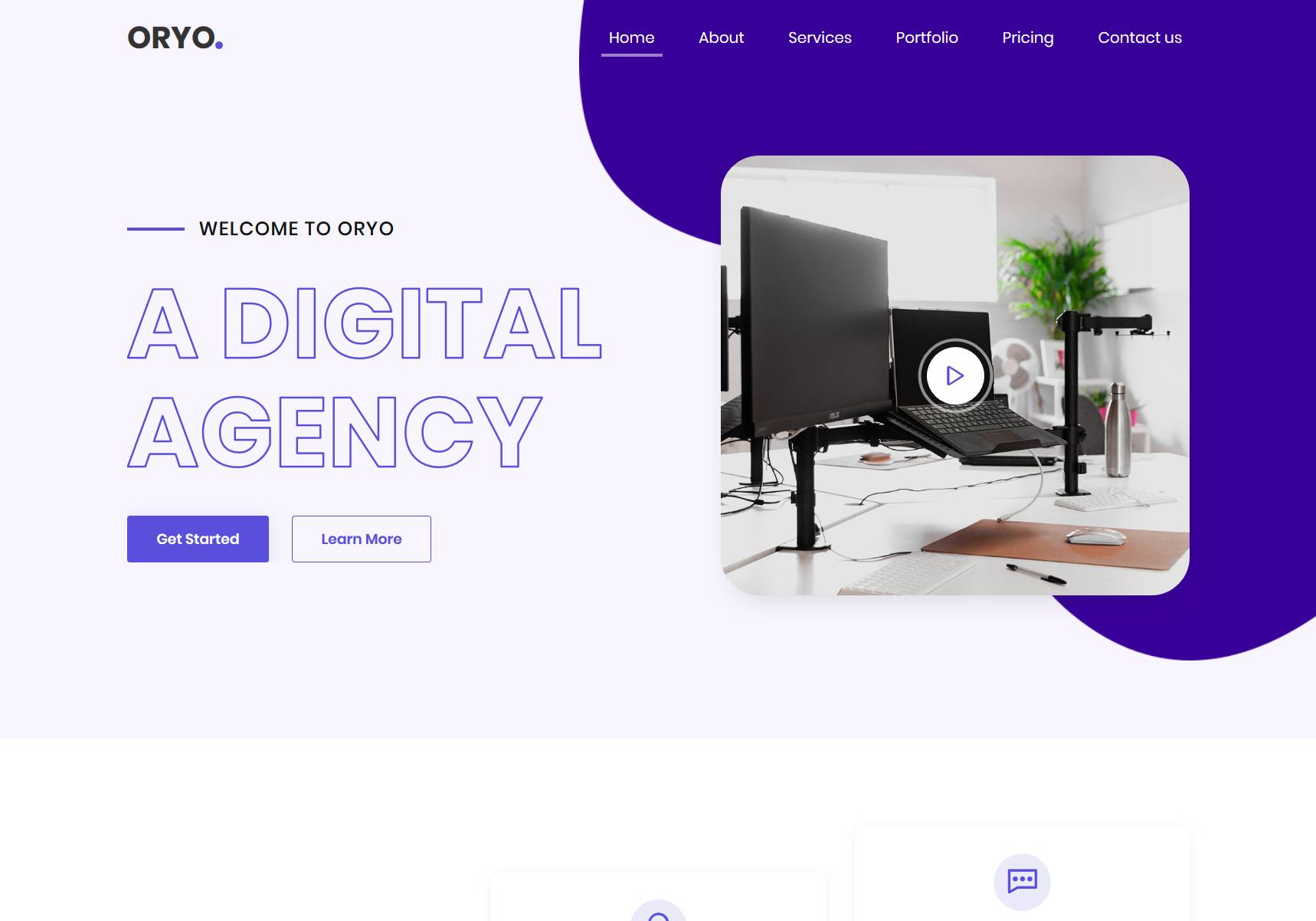 Website Templates and Themes