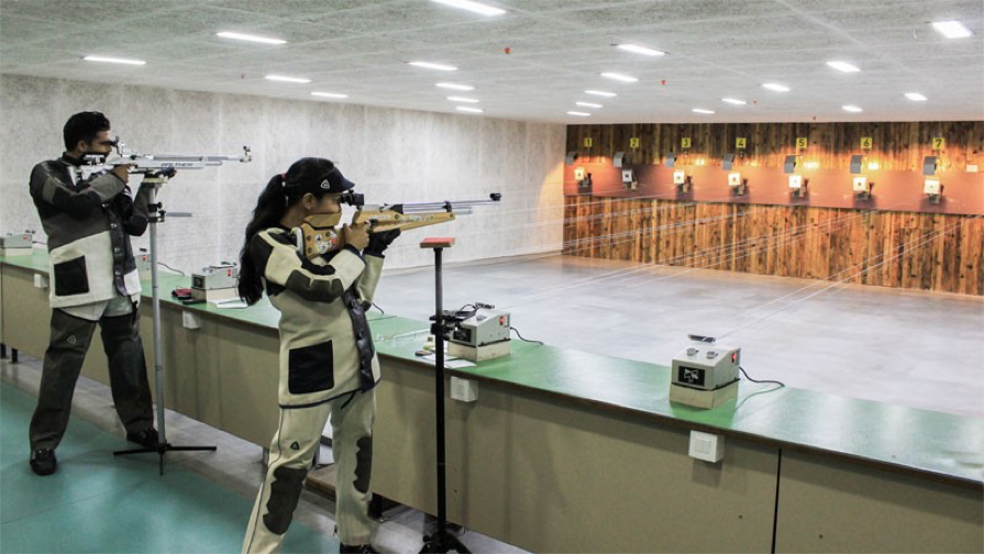 How to get a license for starting a shooting range?