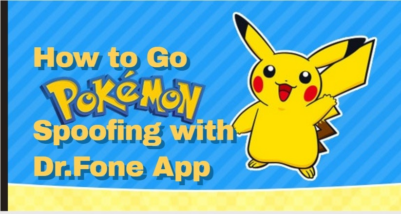 Pokemon Go Spoofing -1
