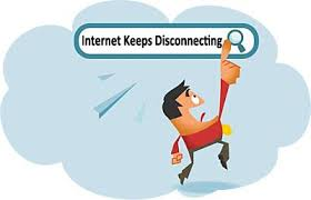Internet Disconnecting