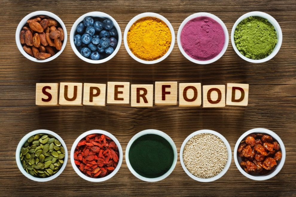 Plant Based Superfoods