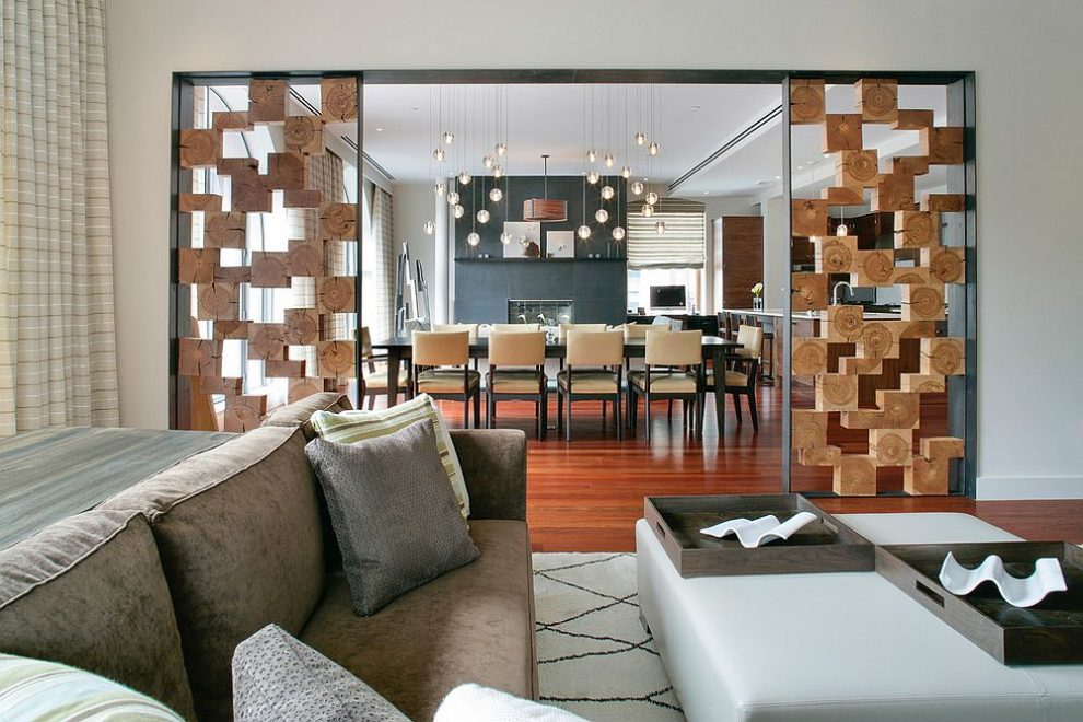 House Spacious By Using Dividers