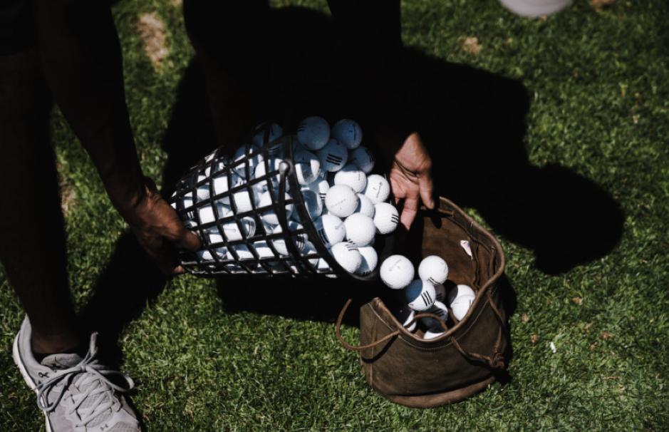 play golf comfortably