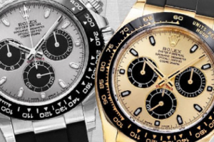 The Rolex Daytona Supremacy: Some Of The World's Finest Timepieces
