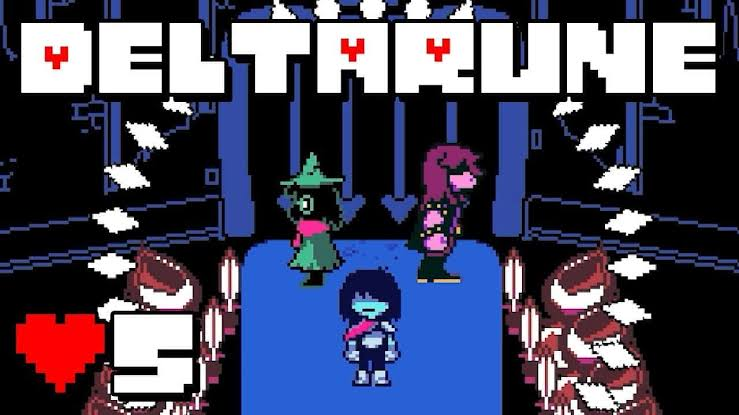 Everything we know about Deltarune Chapter 2