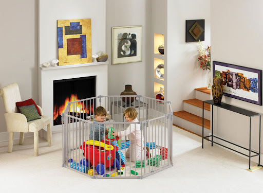 Make Your Home Child Friendly and Child Proof
